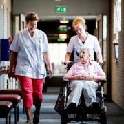 Verpleeghuizen