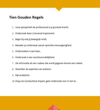 Gouden regels