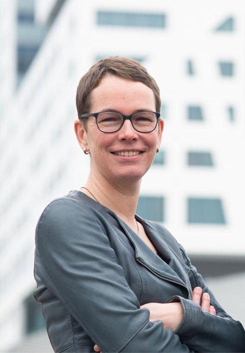 Yvonne van der Vlugt